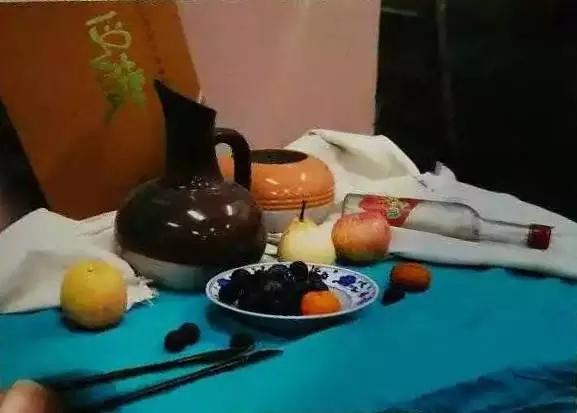 2016年甘肃省美术联考考题色彩