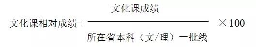2019年清华大学美术学录取原则