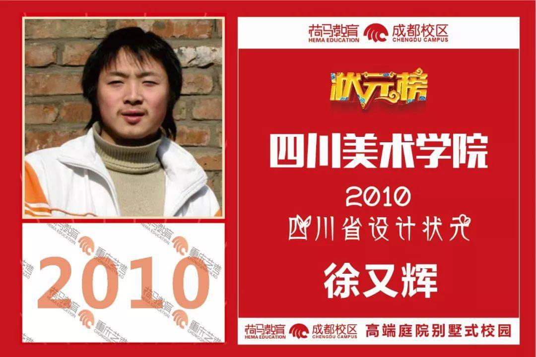 荷马教育培养的四川省历年学员